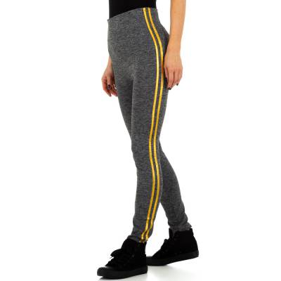 Sportleggings für Damen in Gold