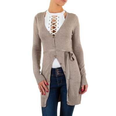 Pullover & Strick für Damen in Braun