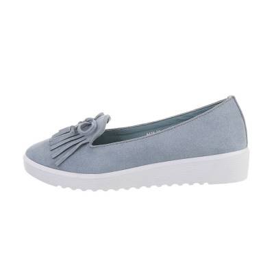 Slipper für Damen in Blau