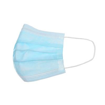 50 Stück Mundschutz 3-Lagige Gesichtsmaske Maske Bla