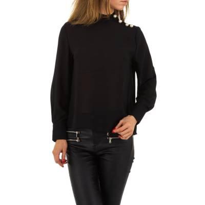 Bluse für Damen in Schwarz