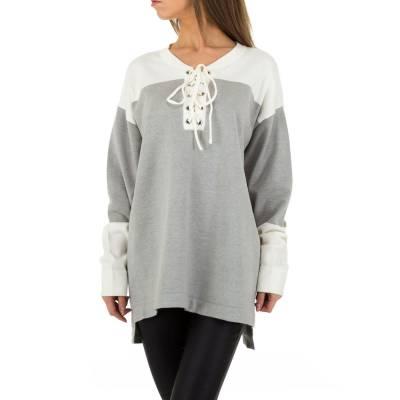 Pullover & Strick für Damen in Grau