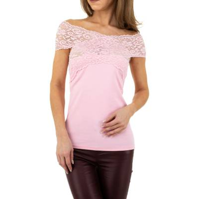 Top für Damen in Rosa
