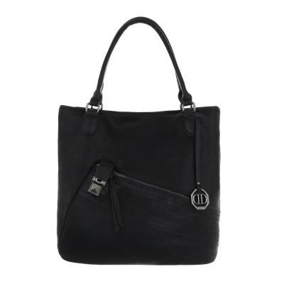 Shopper für Damen in Schwarz