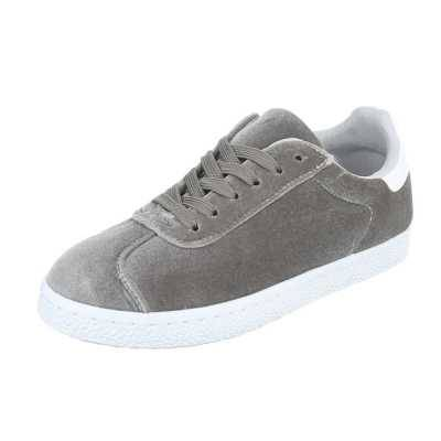 Sneakers low für Damen in Grau