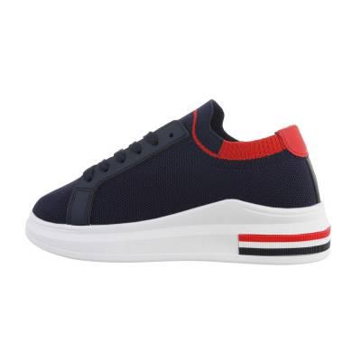 Sneakers low für Damen in Blau