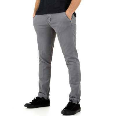 Hose für Herren in Grau