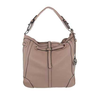 Mittelgroße Damen Tasche Altrosa