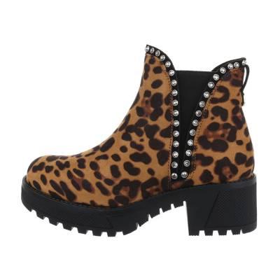 Chelsea Boots für Damen in Mehrfarbig