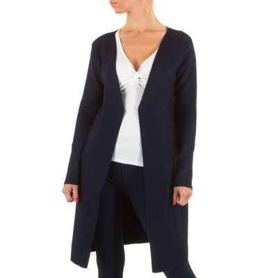 Strickcardigan für Damen in Blau