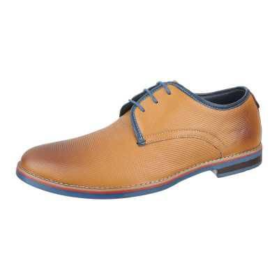 Business-Schuhe für Herren in Camel