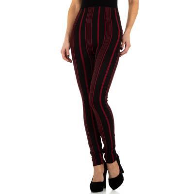Klassische Leggings für Damen in Rot