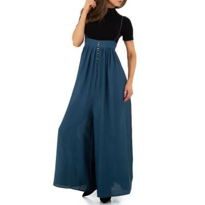 Latzhose für Damen in Blau