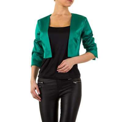 Bolero für Damen in Grün