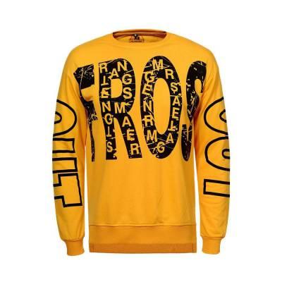 Pullover für Herren in Gelb