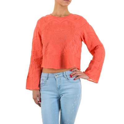Bluse für Damen in Orange