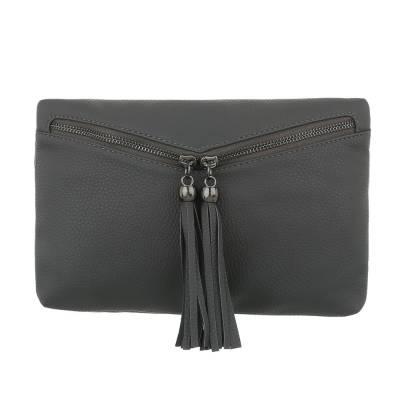 Kleine Damen Tasche Grau