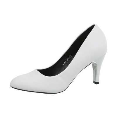 High Heel Pumps für Damen in Weiß