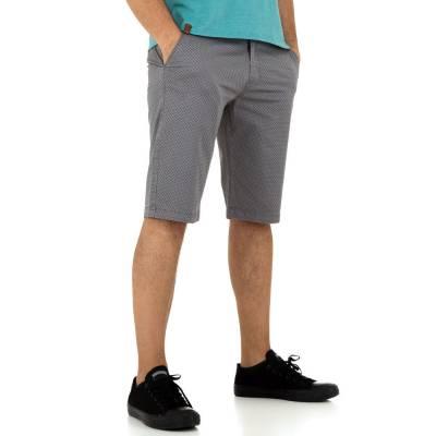 Shorts für Herren in Grau