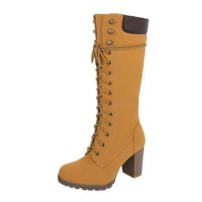 1a218c867c9a Günstige High Heel Stiefel braun in 39, 40, 41, 42 online bestellen