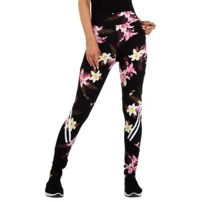 Klassische Leggings für Damen in Pink