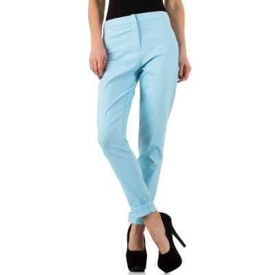 Stoffhose für Damen in Blau
