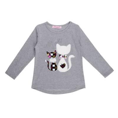 Bekleidung für Kinder in Grau