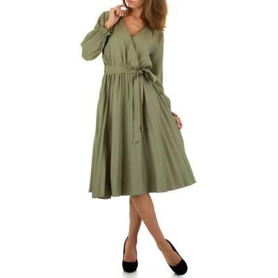 Cocktailkleid für Damen in Grün