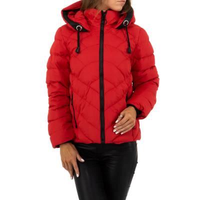 Übergangsjacke für Damen in Rot