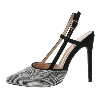 High Heel Pumps für Damen in Schwarz