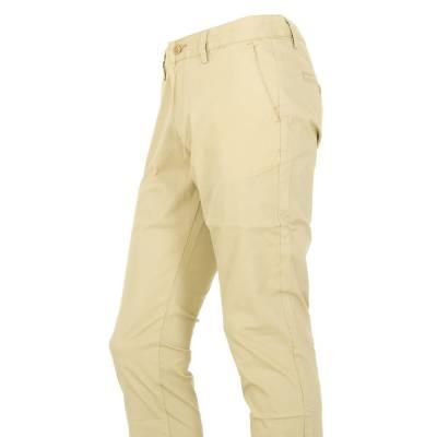 Hosen für Herren in Creme