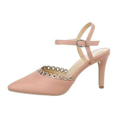 High Heel Pumps für Damen in Rosa