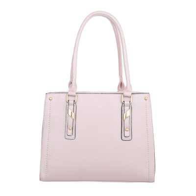 Mittelgroße Damen Tasche Rosa