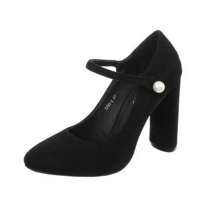 High Heel Pumps für Damen in Schwarz