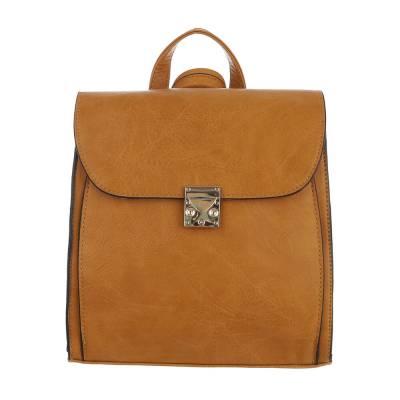 Rucksack für Damen in Gelb