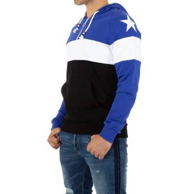 Pullover für Herren in Blau