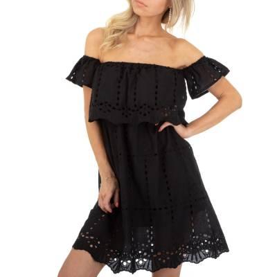 Sommerkleid für Damen in Schwarz