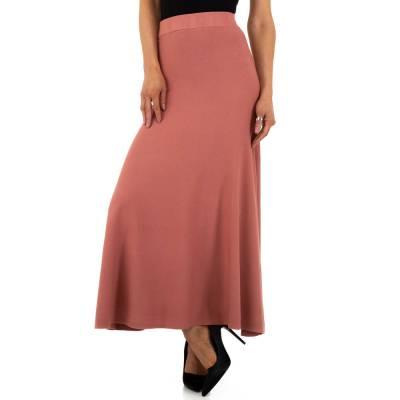 Maxirock für Damen in Rosa