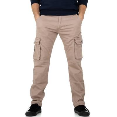 Jeans für Herren in Beige