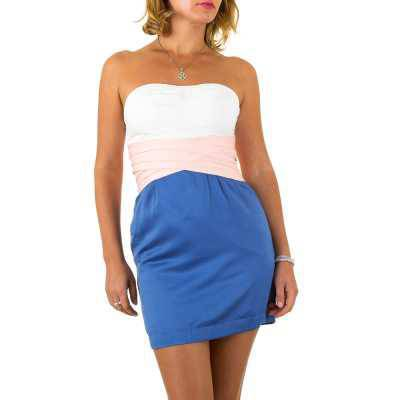 Cocktailkleid für Damen in Blau
