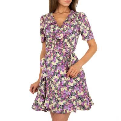 Sommerkleid für Damen in Lila