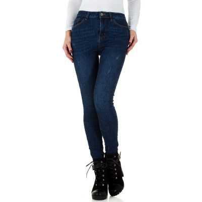 Jeans für Damen in Blau