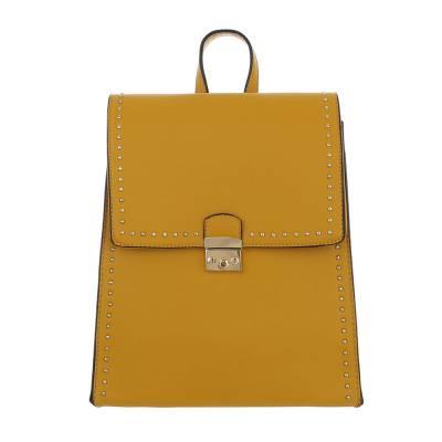 Kleine Damen Tasche Gelb