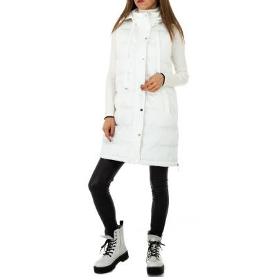 Weste für Damen in Weiß