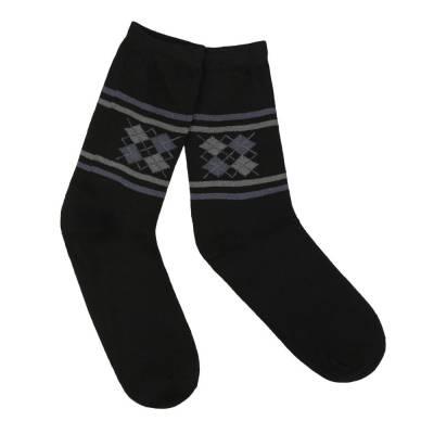 12 Paar Herren Socken Schwarz