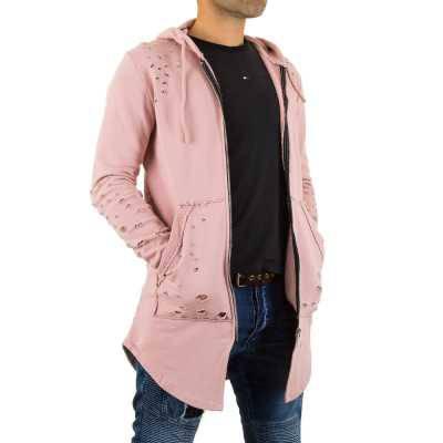 Jacke für Herren in Rosa