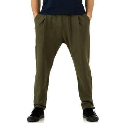 Hose für Herren in Grün