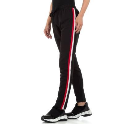 Jogginghose für Damen in Schwarz