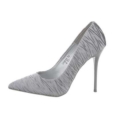 High Heel Pumps für Damen in Grau