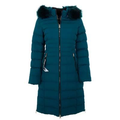 Wintermantel für Damen in Blau